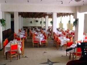 Hotel Intus restaurant