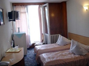 Hotel Intus camere