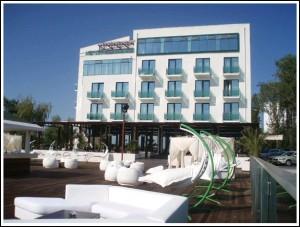 HOTEL LAGUNA MAMAIA