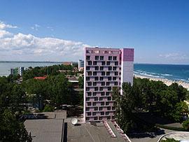 HOTEL PATRIA MAMAIA