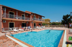 Noufaro Apartments Corfu