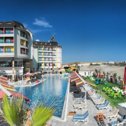 colour west hotel antalya