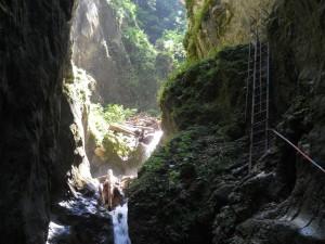 Canionul 7 scari predeal