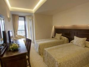 Hotel Alpin camere