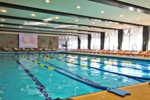 Hotel Alpin piscina