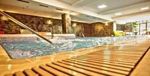 Hotel Escalade piscina
