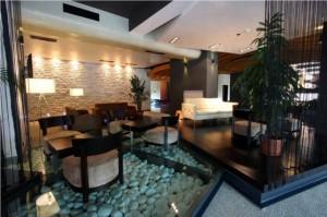 Hotel Orizont lounge