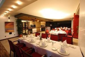 Hotel Orizont restaurant