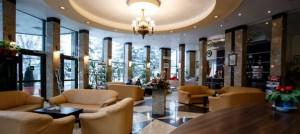 Hotel Piemonte lounge