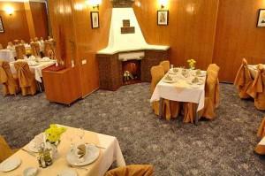 Hotel Piemonte restaurant