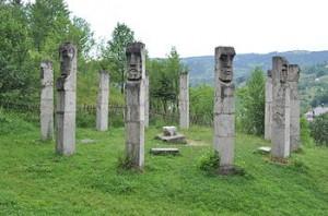 Moisei Monumentul Eroilor