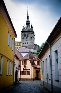Turnul cu Ceas-Sighisoara