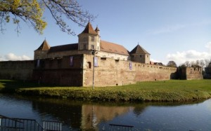 Fagaras-cetatea