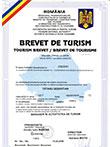 Brevet turism